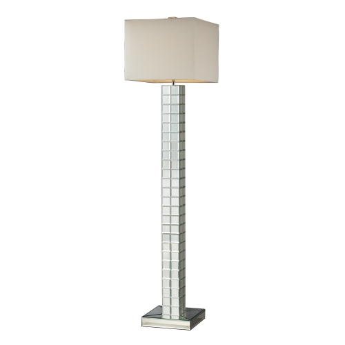 D2166 Luella Floor Lamp - Clear