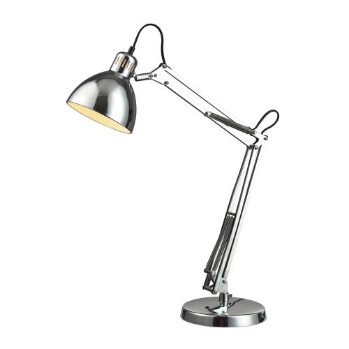 D2176 Ingelside Desk Lamp - Chrome