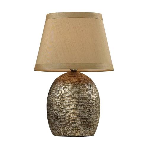 D2222 Gilead Table Lamp - Meknes Bronze