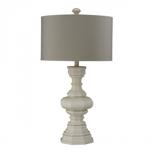 D223 Table Lamp - Parisian Plaster