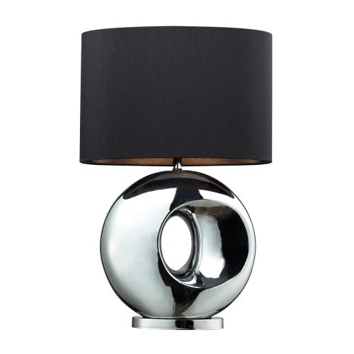 D2236 Tobermore Table Lamp - Chrome
