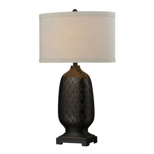 D225 Table Lamp - Aria Bronze