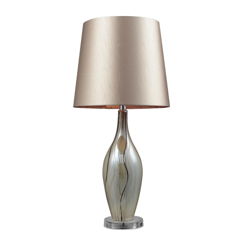 D2257 Etna Table Lamp - Painted Ribbon