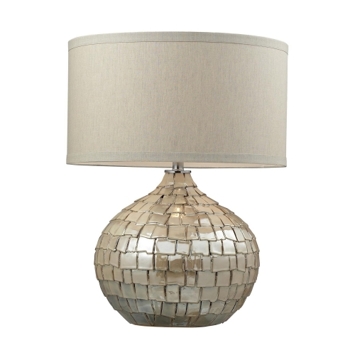 D2264 Canaan Table Lamp - Cream Pearl