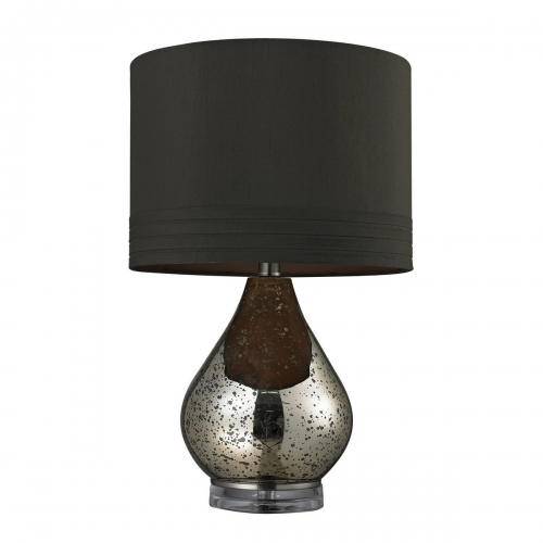 D244 Table Lamp - Gold Mercury Plated