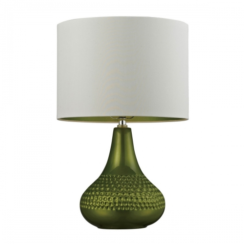 D266 Table Lamp - Lime Green