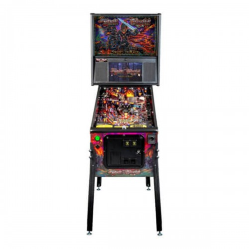 Black Knight - Sword of Rage Premium Pinball Machine
