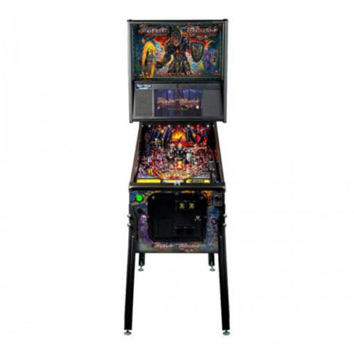 Black Knight - Sword of Rage Pro Pinball Machine