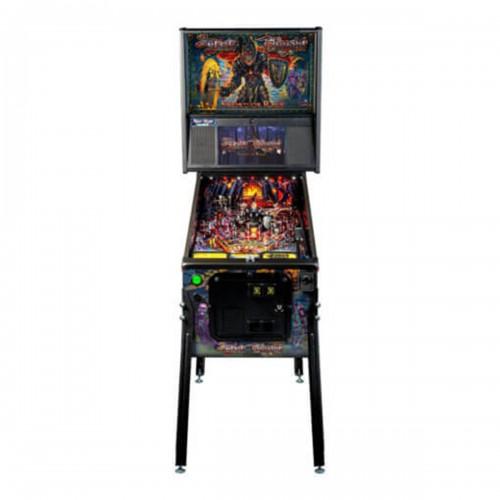 Black Knight - Sword of Rage Pro Pinball Machine