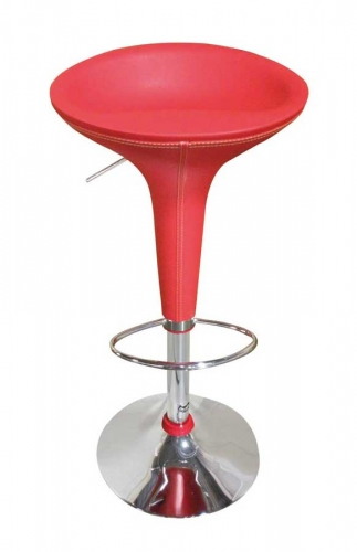 219 Bar Stool - Red