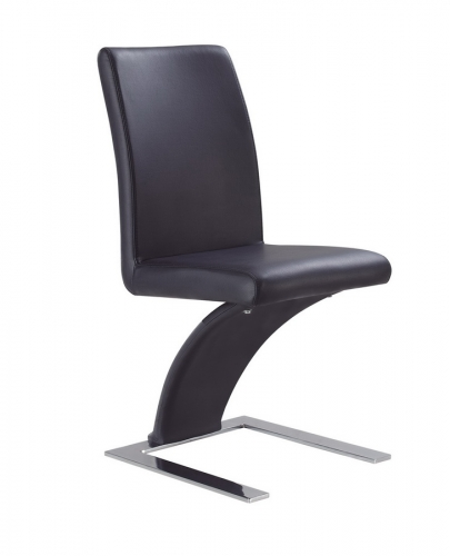 88 Dining Chair - Black