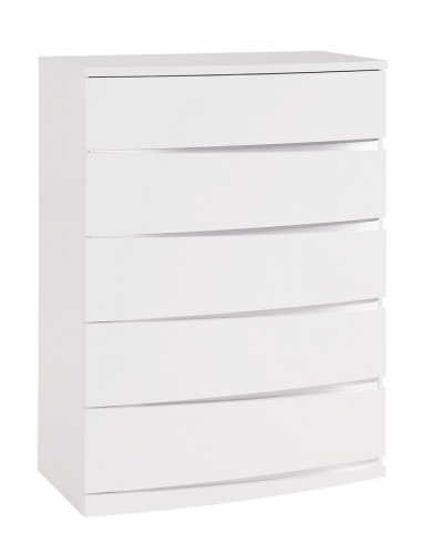 Aurora Chest - White