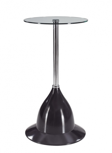 B230H Bar Table - Black
