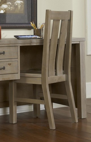 NE Kids Highlands Desk Chair - Driftwood