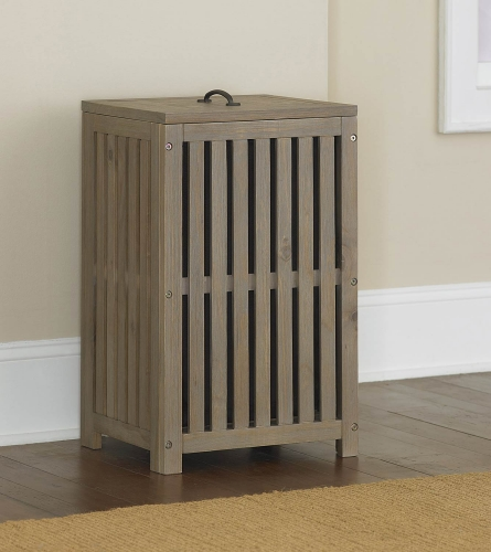 NE Kids Highlands Clothes Hamper - Driftwood