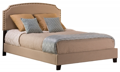Lani Bed - Cream