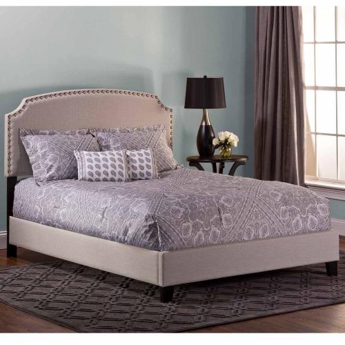Lani Bed - Light Linen/Grey