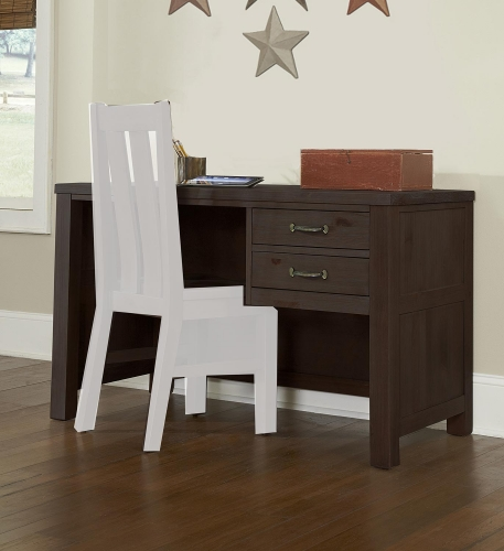 NE Kids Highlands Desk - Espresso