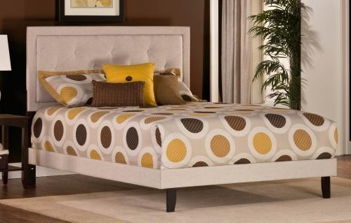Becker Bed - Cream