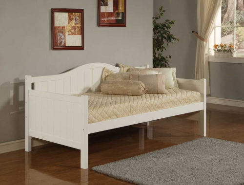 Staci White Daybed