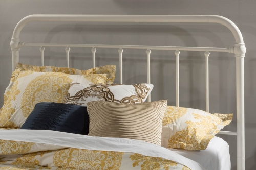 Kirkland Headboard - Soft White