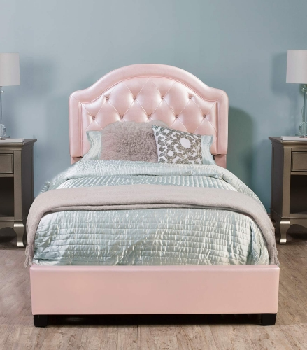 Karley Bed - Pink