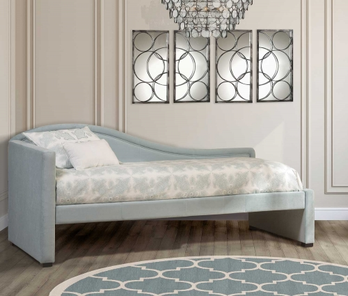 Olivia Daybed - Spa/Aqua Blue