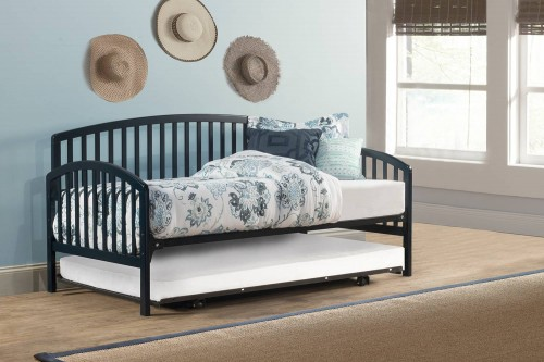 Carolina Daybed with Roll Out Trundle Unit - Navy