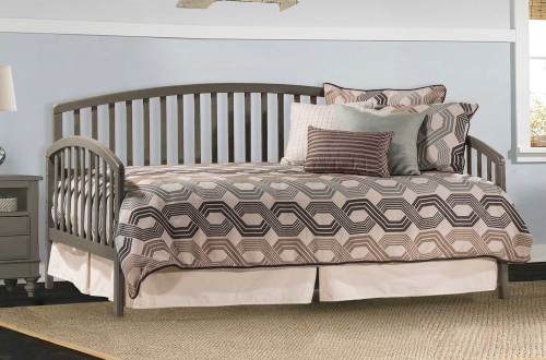 Carolina Daybed with Suspension Deck and Trundle - Stone