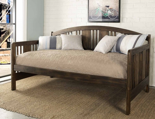 Dana Daybed - Brushed Acacia
