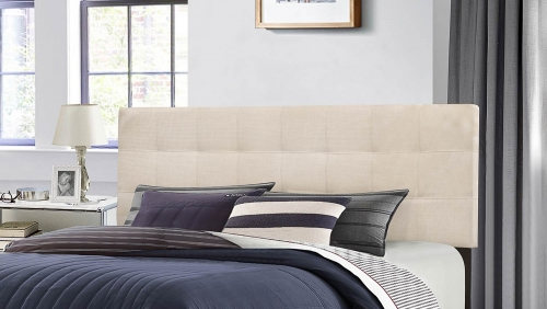 Delaney Headboard - Linen Fabric