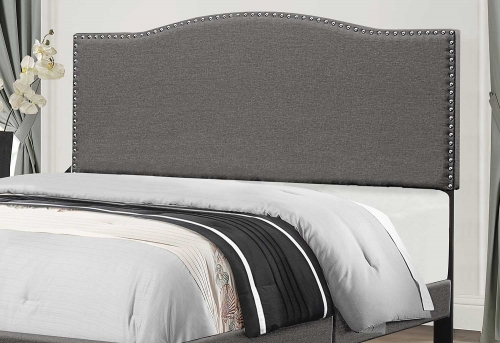 Kiley Headboard - Stone