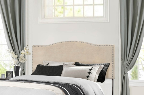 Kiley Headboard - Linen Fabric