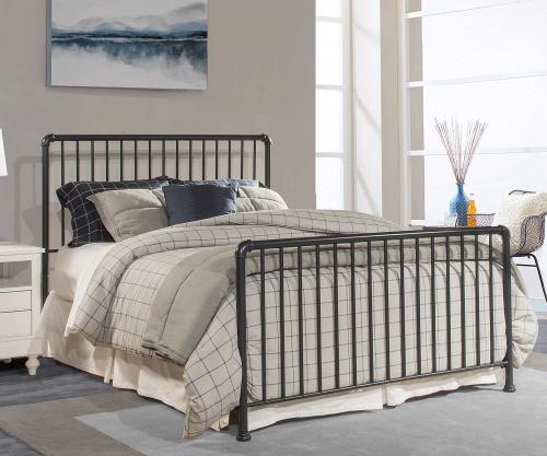 Brandi Bed - Navy