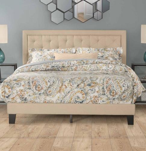 La Croix Bed - Linen