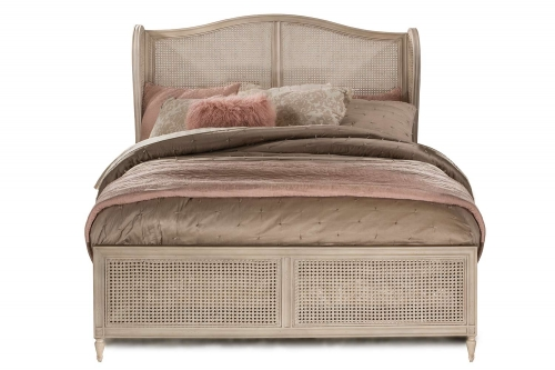 Sausalito Bed - Antique White