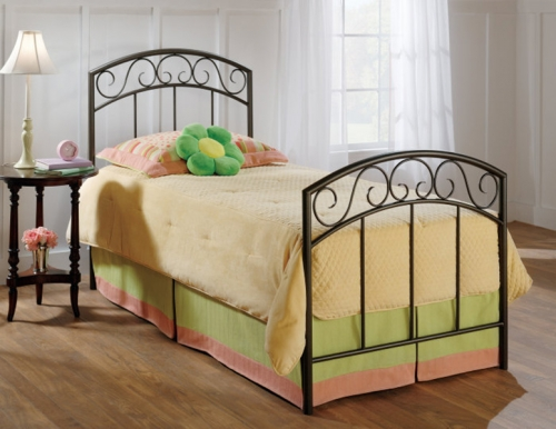 Wendell Youth Bed - Copper Pebble