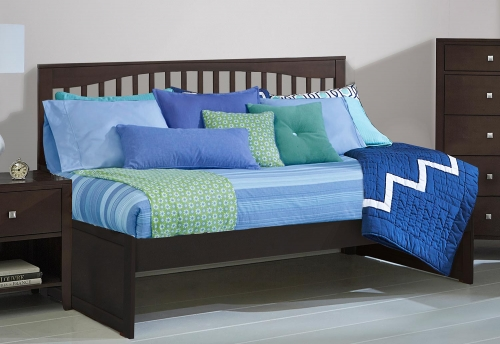 Pulse Mission Twin Daybed - Chocolate