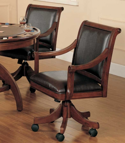 Palm Springs Caster Game Chair