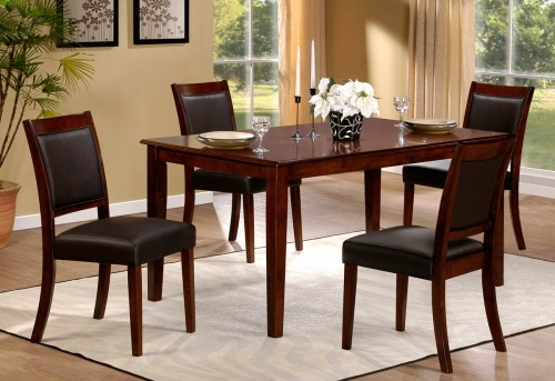 DTBCU Set Lyndon Lane Dining Set Upholstered Dining Chair 380 2131