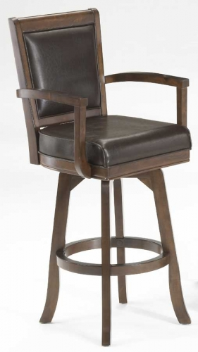 Ambassador Swivel Bar Stool
