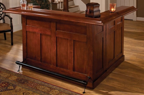 Classic Cherry Large Bar with Side