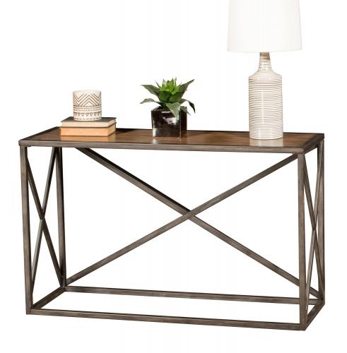Angora Sofa Table - Brown