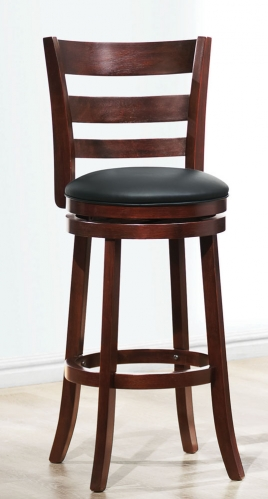 Edmond Swivel Bar Height Chair
