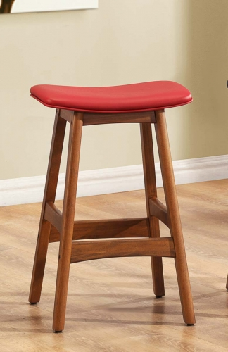 1188 Counter Stool - Red