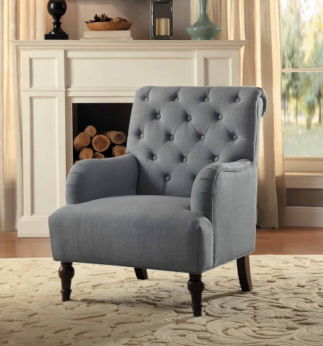 Cotswold Accent Chair - Gray