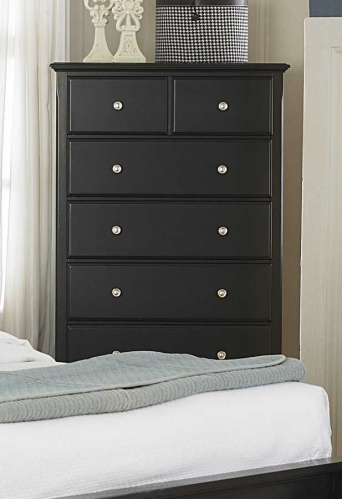 Morelle Chest - Black