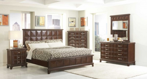 B Sherman Bedroom Set 1557