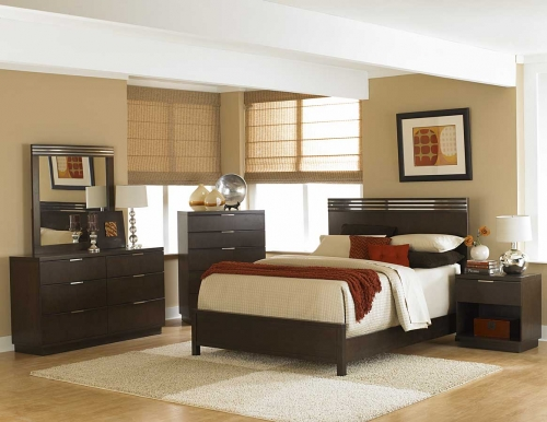 B Cicci Bedroom Set 1182