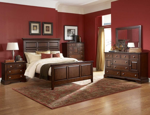 B Wilshire Bedroom Set 1557